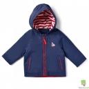 Демисезонная курточка BabyGo синяя