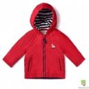 Демисезонная курточка BabyGo красная